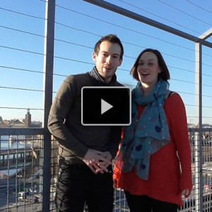 Stockholm video!