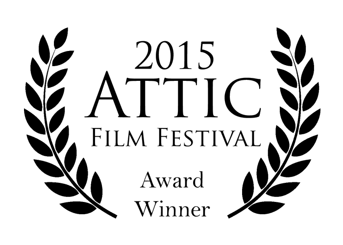 Attic Film Festival Award Winner